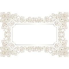 итальянская, резьба, трафарет, рамка, роскошь, дорогой, старинный, антикварный, мебель,
