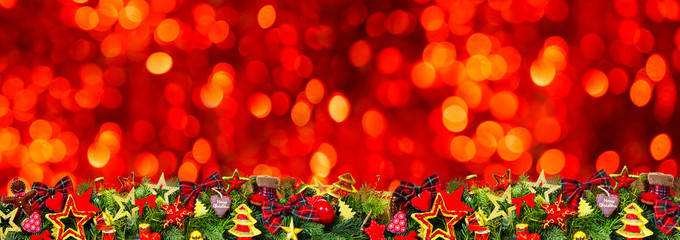 Hintergrund, Karte Weihnachten rot