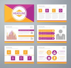 Vector illustration infographics . Flat design set for advertisi