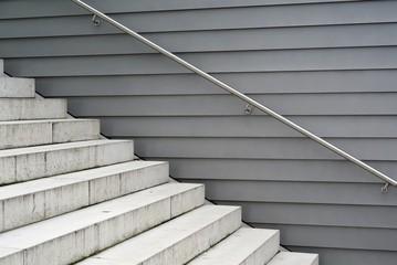 Treppe in der Innenstadt von Köln