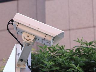 防犯カメラ 安全対策