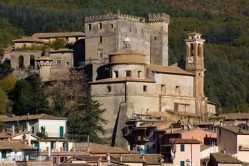 Antico borgo di Arsoli in Lazio