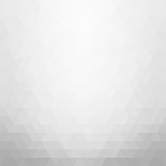 Geometric mosaic background. Vector gray concept.