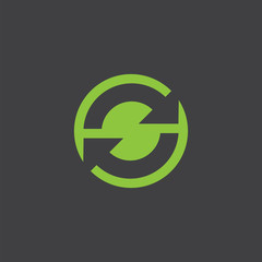 reload cutted identity template icon