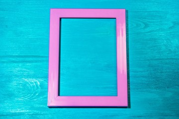 Pink frame background