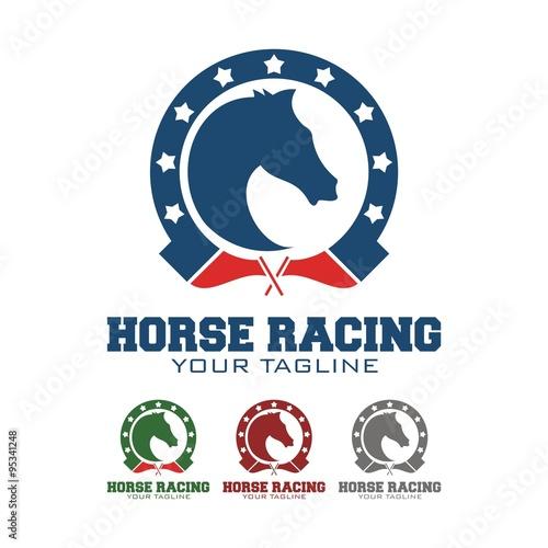 Horse Racing Logo | www.pixshark.com - Images Galleries ...