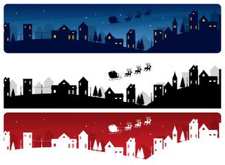 Christmas Eve Banners