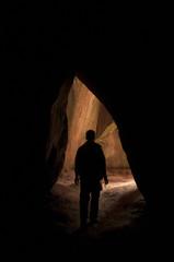 Cueva en parque nacional de Torotoro