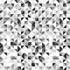 Monochrome vector background - seamless.