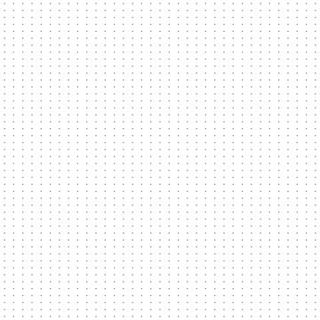 Simple white seamless pattern with dots.