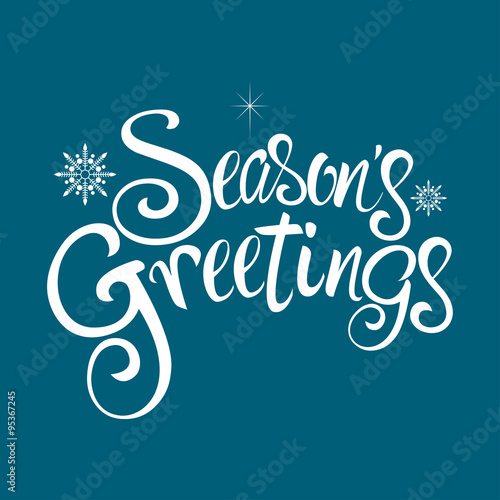 Seasons greetings text stock image and royalty free vector files on seasons greetings text m4hsunfo