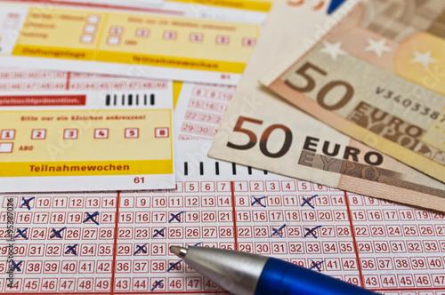 Lotto Abgeben