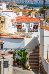 Guadix, villages in the province of Granada Andalucia, Southern