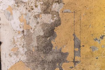 Fotobehang Oude vuile getextureerde muur Grunge concrete wall