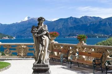 Villa del Balbianello.  Lake Como. Italy.