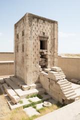 Monument in Iran. Naqsh-e Rustam