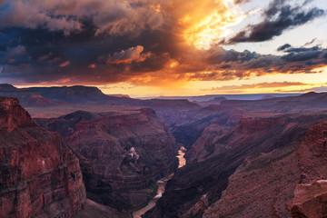 Wall Murals Deep brown Grand Canyon