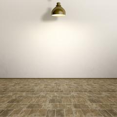 Empty Room Lamp