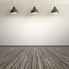 Empty Room Lamps