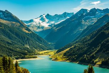 Bergsee in Tirol