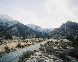 Mount Whitney, California, America, USA