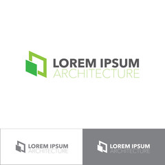 Architecture Logo, vector design