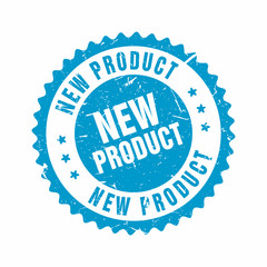 Vector  New Product stamp