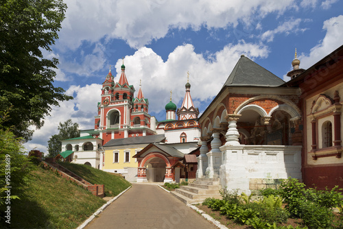 Zvenigorod Russia  city photos gallery : ... Savva Storozhevsky monastery in Zvenigorod, Moscow Region, Russia