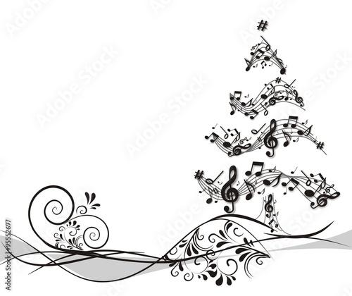 Weihnachtsgrüße Musikalisch.Musikalische Weihnachtsgrüße Stockfotos Und Lizenzfreie Vektoren
