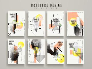 attractive brochure template