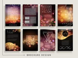 gorgeous brochure template
