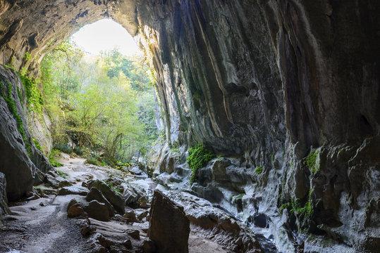 Cueva de Zugarramurdi, Navarra (España)