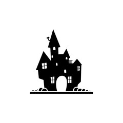 Halloween Silhouette Icon
