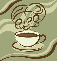 Vector Tea Cup