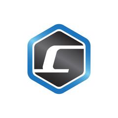 C Hexagonal Logo