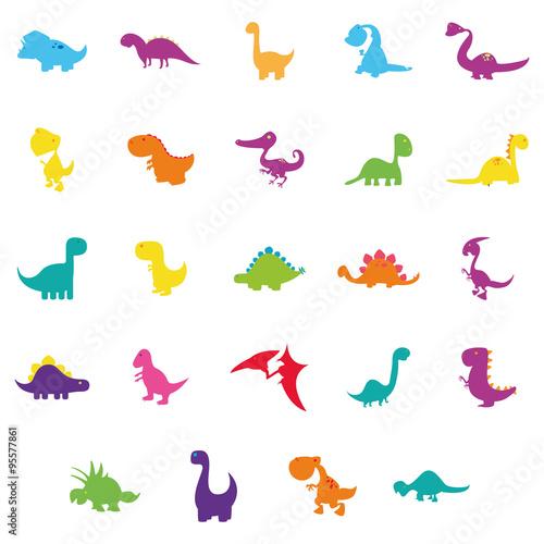 Cute Dinosaur Toys