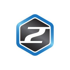 Z Hexagonal Logo