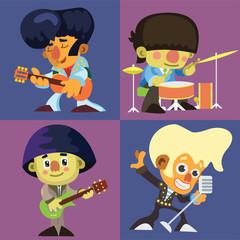 Music band set