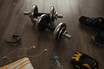 equipment for fitness