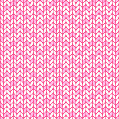 vector pink and white wool texture
