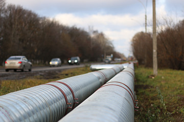pipeline on the street