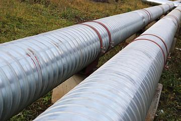 pipeline on the street