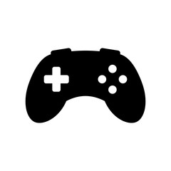 Cloud video gaming as a service icon for apps and websites