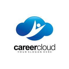 career cloud logo icon