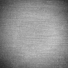 Light jeans texture background. Grey canvas