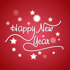 Happy new year - Illustration