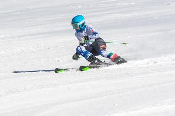 sciare con stile
