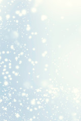 Soft colored abstract background. Festive Christmas elegant abst