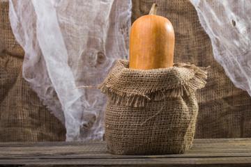Gourd in sackcloth