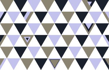 Norway Top Colors Background Triangle Polygon 2015 Vector Illustration